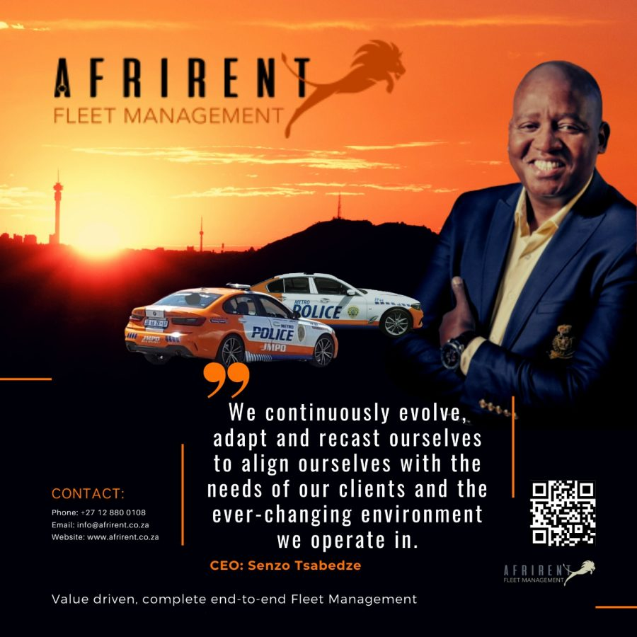 Afrirent Is In High Gear